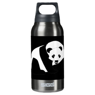 Giant Panda Insulated Water Bottle