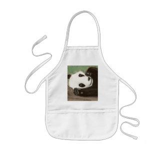 Giant Panda Kids' Apron