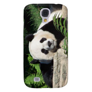 Giant Panda Napping Galaxy S4 Covers