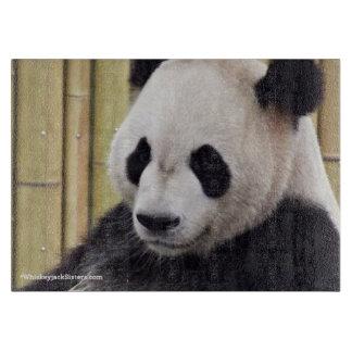 Giant Panda Portrait Cutting Boards