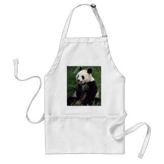 Giant panda, Sichuan Province, China Aprons
