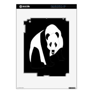 Giant Panda iPad 2 Decals