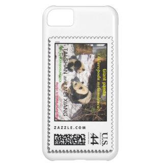Giant panda Tai Shan and Mei Xiang Washington DC Case For iPhone 5C