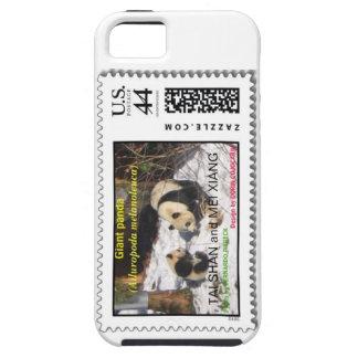 Giant panda Tai Shan and Mei Xiang Washington DC iPhone SE/5/5s Case