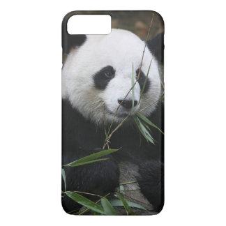 Giant pandas at the Giant Panda Protection iPhone 8 Plus/7 Plus Case