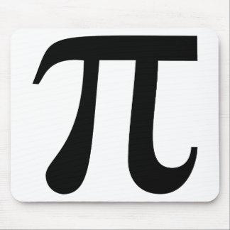 "Giant ""Pi"" Symbol Mouse Pad"
