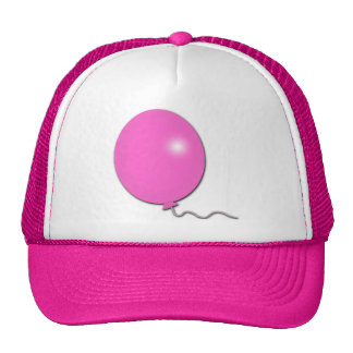 Giant Pink Balloon T-shirts, Gifts Trucker Hat