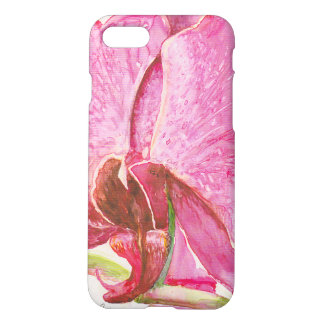 Giant Pink Orchid iPhone 8/7 Case