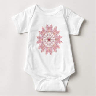 Giant  Pink  View Baby Bodysuit