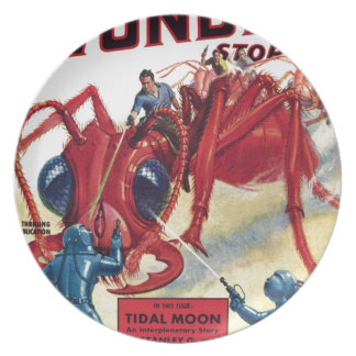 Giant Red Ant Plate