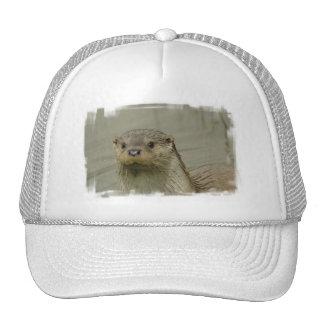 Giant River Otter Baseball Hat