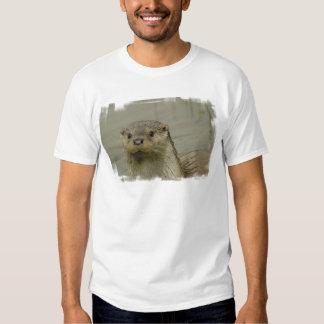 Giant River Otter Men's T-Shirt