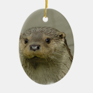 Giant River Otter  Ornament