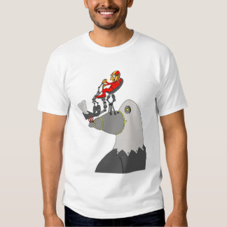 giant robot eagle T-Shirt