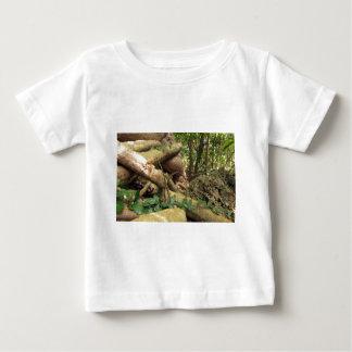 Giant root trees from Zanzibar island Baby T-Shirt