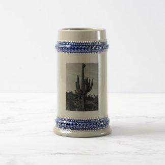 Giant Saguaro Beer Stein