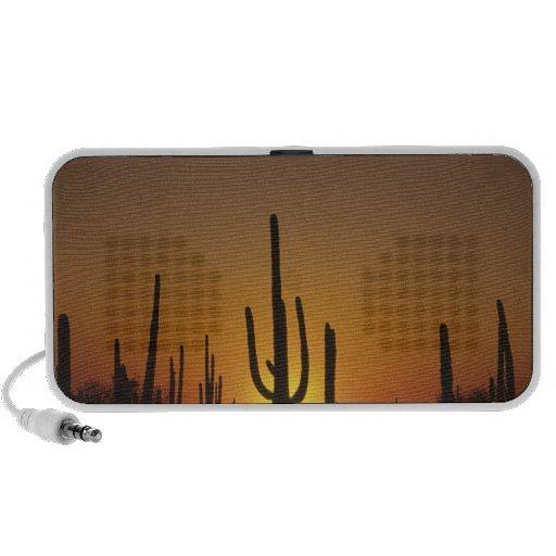 Giant saguaro cactus Cereus giganteus), 2 Portable Speaker