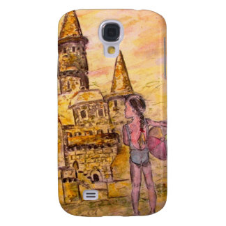 giant sandcastle samsung galaxy s4 covers