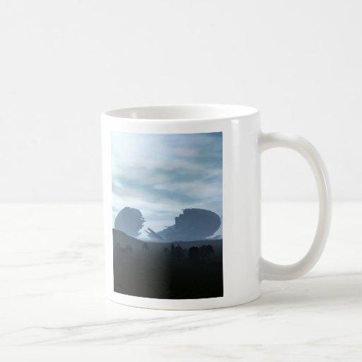 Giant Saucerwreck 1 Mug