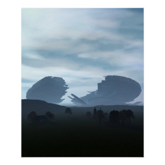 Giant Saucerwreck 1 Poster