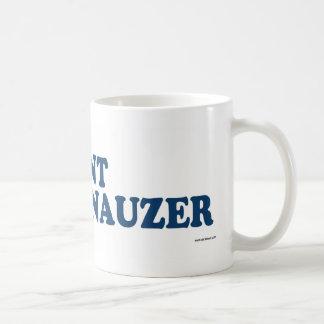 Giant Schnauzer Blue Coffee Mug