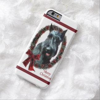 Giant Schnauzer Christmas iPhone 6 Case