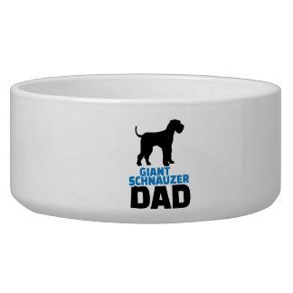 Giant Schnauzer Dad Bowl