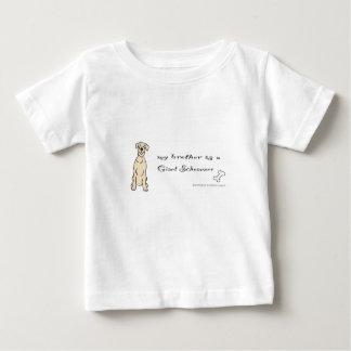 giant schnauzer - more breeds baby T-Shirt