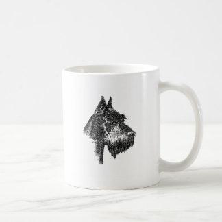 Giant-Schnauzer Coffee Mugs