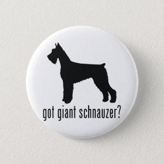 Giant Schnauzer Pinback Button