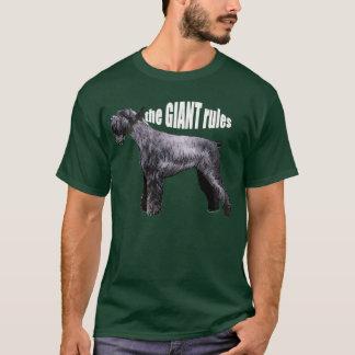Giant schnauzer rules T-Shirt