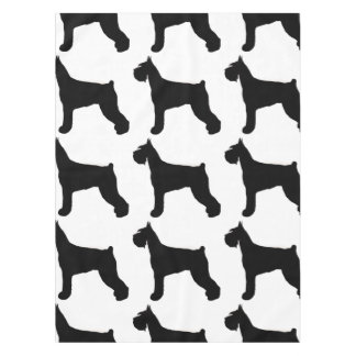 Giant Schnauzer silo.png Tablecloth