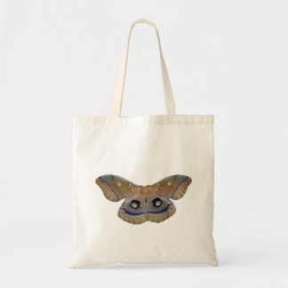 Giant Silk Moth Tote Bag