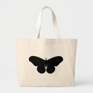 Giant Silkworm Moth Jumbo Tote Bag