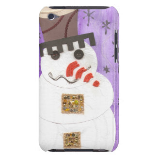 Giant Snowman 4th Generation I-Pod Touch iPod Touch Case-Mate Case