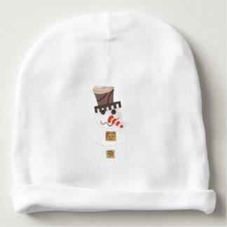 Giant Snowman Baby Hat