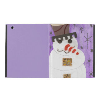Giant Snowman I-Pad 2/3/4 Case