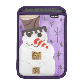 Giant Snowman I-Pad Mini Sleeve