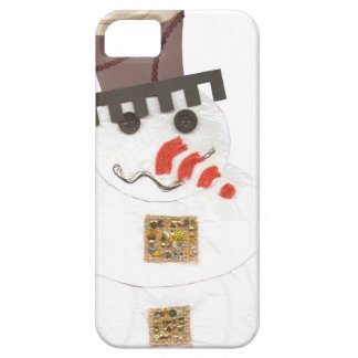 Giant Snowman I-Phone 5/5S Case