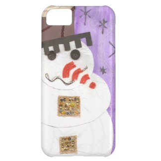 Giant Snowman I-Phone 5C Case