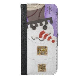 Giant Snowman I-Phone 6/6S Phone Case