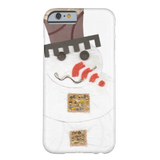 Giant Snowman I-Phone 6 Case