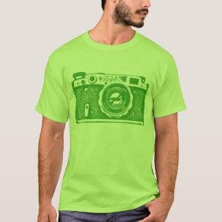 Giant Soviet Russian Camera - Avocado Green T-Shirt