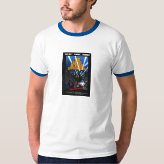 giant spider invasion shirt
