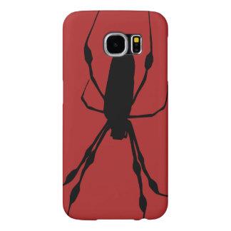 Giant Spider orb weaver black Galaxy S6 Samsung Galaxy S6 Cases