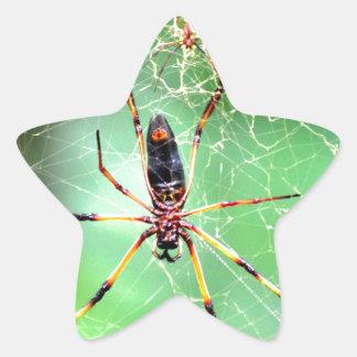 Giant Spider Sticker