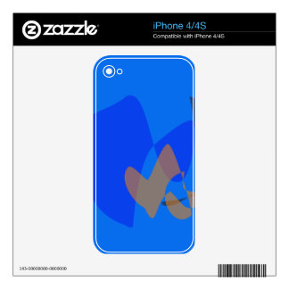 Giant Squid Decal For The iPhone 4S