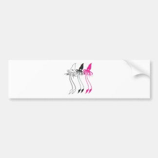 Giant Squids Bumper Sticker