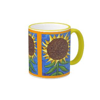 Giant Sunflower - mug