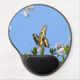 Giant Swallowtail Butterfly Gel Mouse Pad